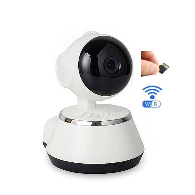 +32G SD Mini Wifi IP Camera Wireless 1080P Smart P2P Baby Monitor Network CCTV Security Camera Home Protection Mobile Remote Cam 2017 new gift with uv lamp remote control lcd display automatic vacuum cleaner iclebo arte and smart camera baby pet monitor