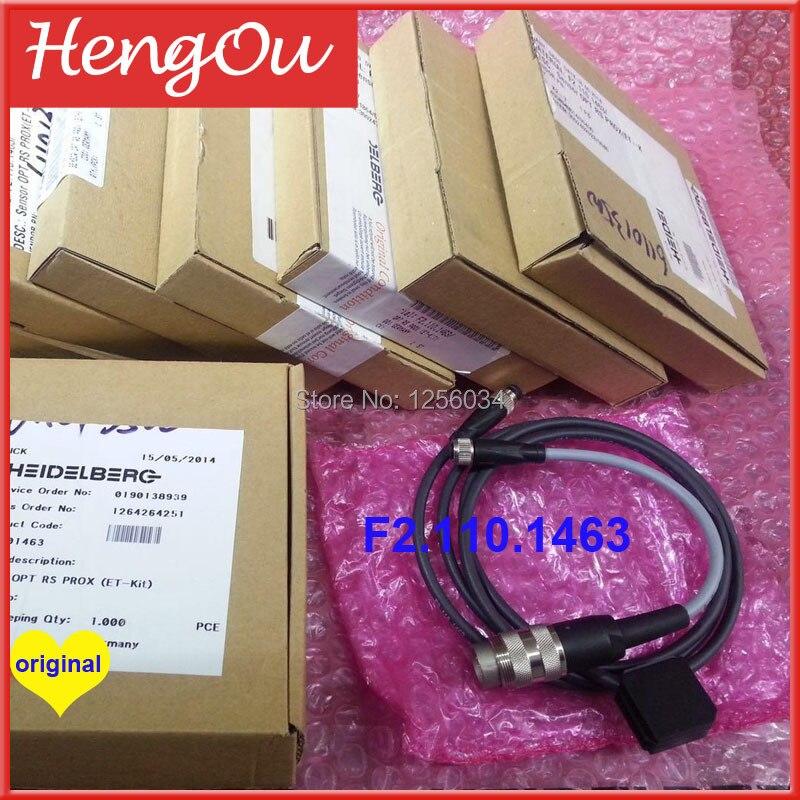 1 piece Original Heidelberg front lay sensor, heidelberg sensor F2.110.1463 for CD102 SM102 CD74 SM74 SM52 PM74