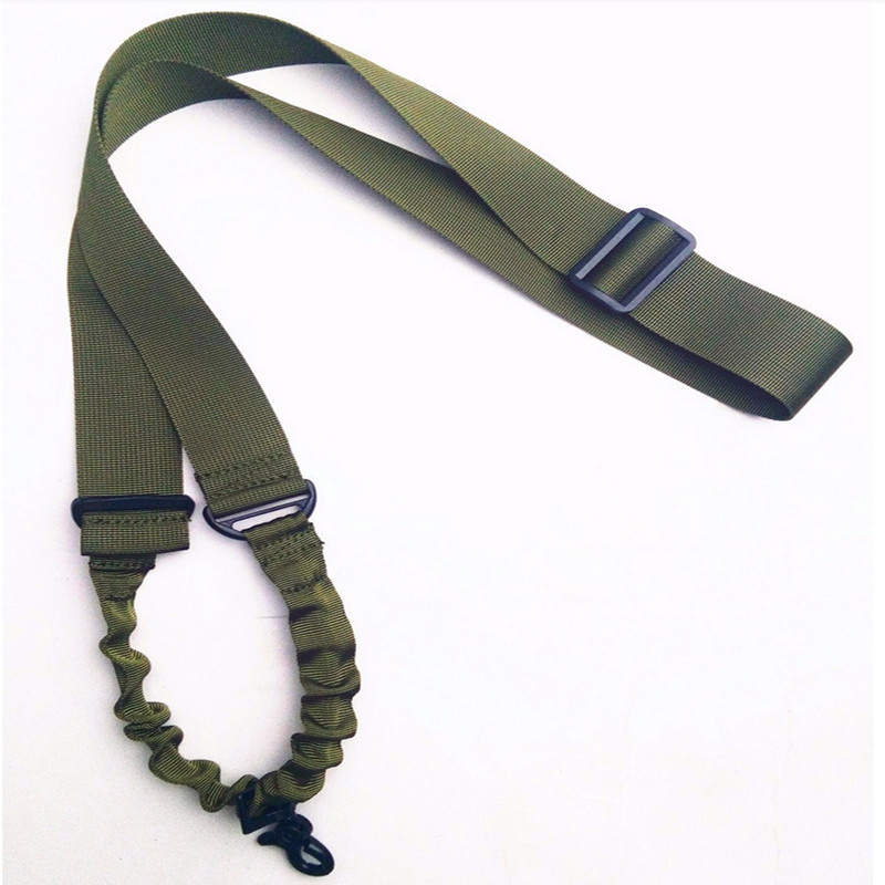 2018 New FS military rifle sling tactical gun sling nylon gun sling huntting gun belt adjustable size Drop Shipping