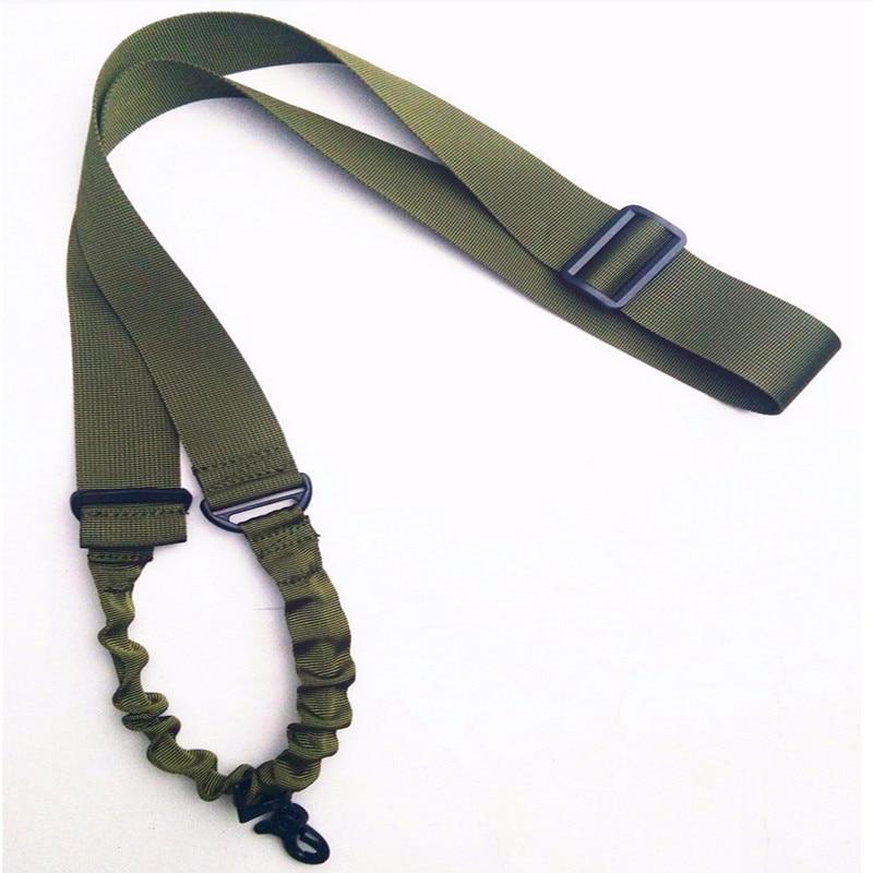2018 New FS Military Rifle Sling Tactical Gun Sling Nylon Gun Sling Huntting Gun Belt Adjustable Size Drop Shipping