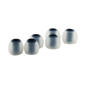 Image 5 - IMTTSTR רך סיליקון אוזן טיפ כיסוי החלפת Earbud מכסה עבור SONY WI H700 C600N C400 אוזניות שרוול
