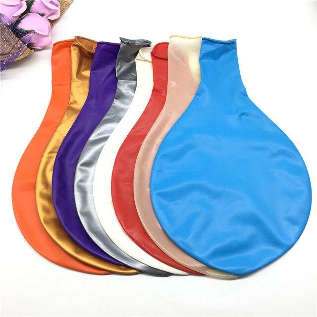 Globos de látex grandes y coloridos de 36 pulgadas, globo de alta calidad hinchable para boda, fiesta de cumpleaños, decoración, 1 ud.