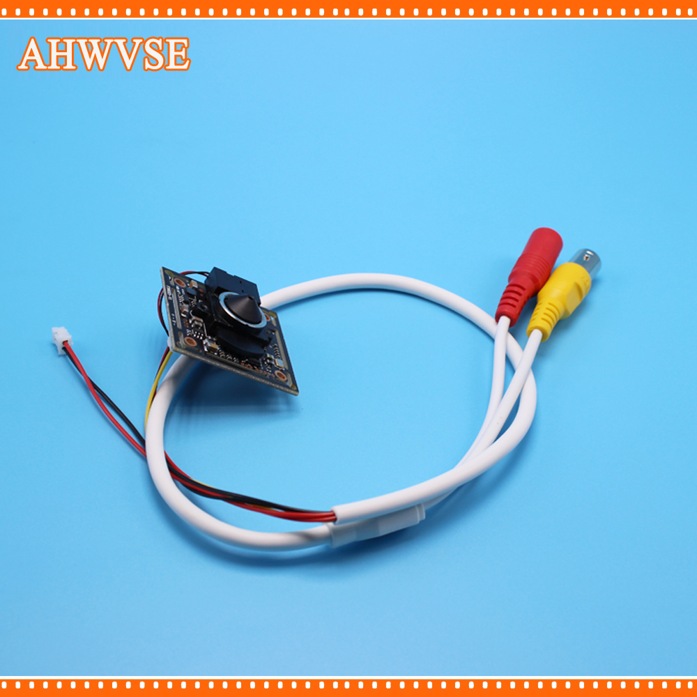 AHWVSE 4pcs/lot Wide Angle AHD Camera Module with 3.7mm lens , Free Shipping