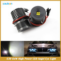 6000 К 32 Вт Ксенон Маркер E39 LED Угол Глаза Halo Кольцо Света лампы Canbus Для E39 E53 E60 E61 E63 E64 E65 E66 X5