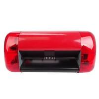 1pc Mini Vinyl Cutter Cutok DC240 PU PVC A4 Size Mini Desktop Portable Cutting Plotter Free