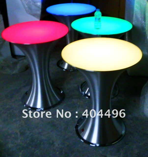 Led Bar Table/light Up Tables/glowing Bar Table For Nightclub Bar Decoration