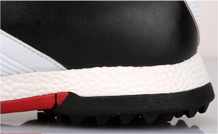 Qualidade Esporte Masculino Tênis Respirável Sapatos Chaussures Sapatos de Golfe