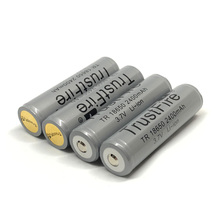 12PCS/LOT TrustFire TR 18650 3.7V 2400mAh Camera Torch Flashlight Li-ion Protected  Battery Rechargeable Batteries with PCB trustfire protected 18650 3 7v 3000mah rechargeable li ion batteries pair