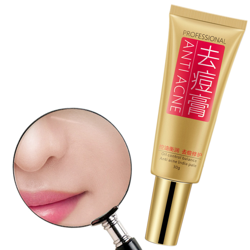 30g Anti Acne Cream Anti-sensitive Moisturizing Oil Control Shrink Pores Scar Remove Deep Cleaning Face Care Improve Skin Tool