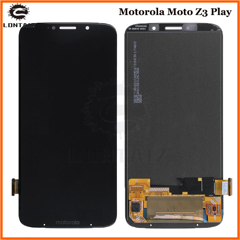 For Motorola Moto Z3 Play LCD Display Touch Screen Digitizer Assembly Replacement Parts For Moto XT1929 LCDFor Motorola Moto Z3 Play LCD Display Touch Screen Digitizer Assembly Replacement Parts For Moto XT1929 LCD