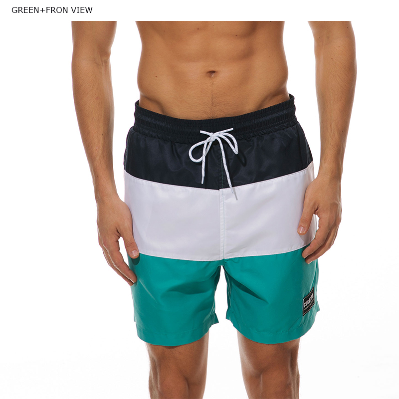 Topdudes.com - New Quick dry Summer Board Shorts Swimwear Beach Trunks For Men