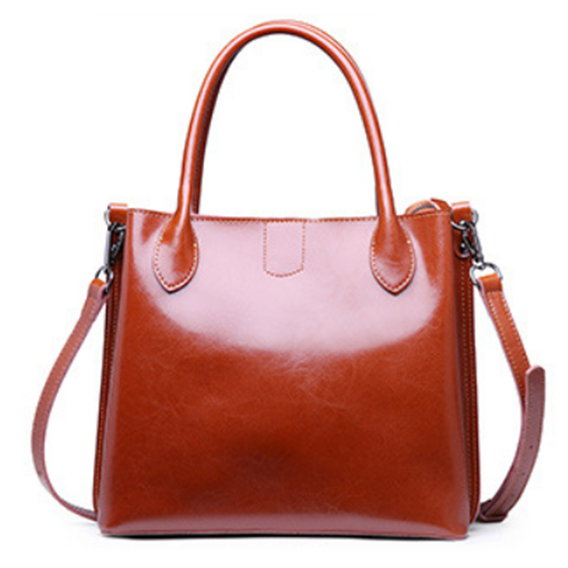 New Casual Fashion Handbag Vintage Leather Bags High Quality Waterproof Practical Woman Shoulder Bags Hot Sell Messenger BagNew Casual Fashion Handbag Vintage Leather Bags High Quality Waterproof Practical Woman Shoulder Bags Hot Sell Messenger Bag