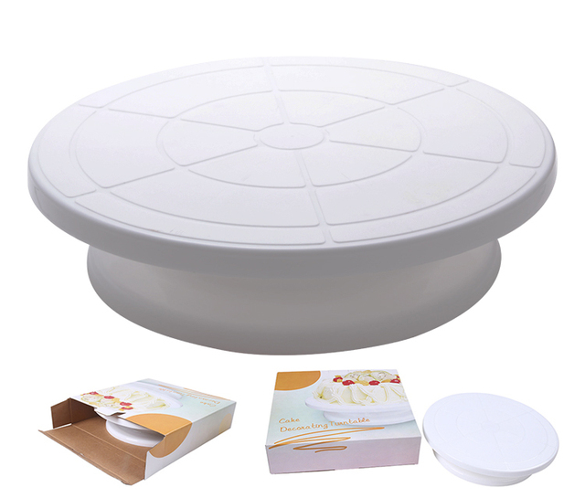 Kitchen Craft Revolving Cake Decorating Stand
