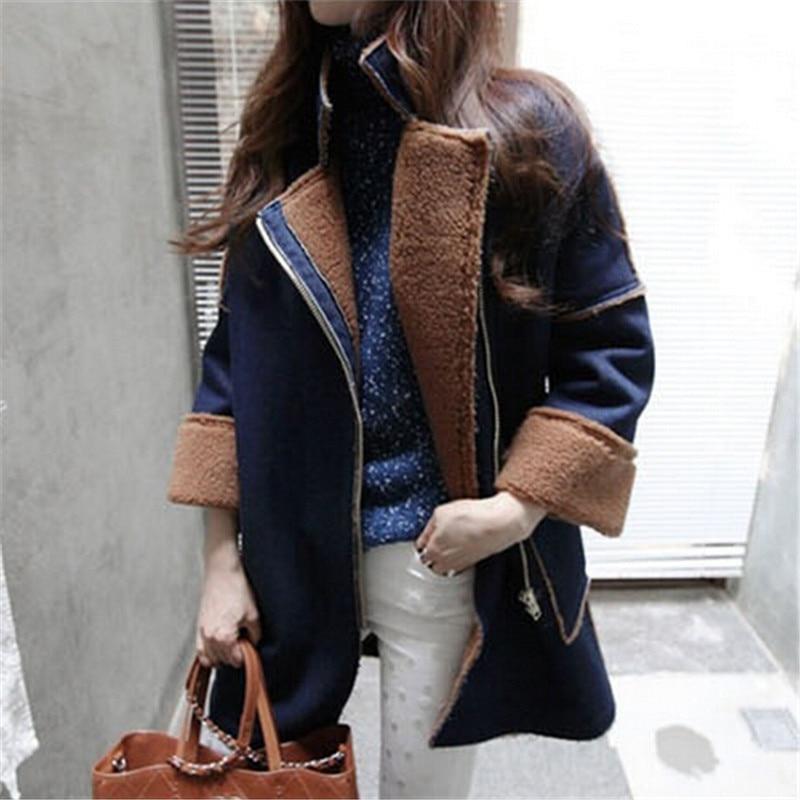 Wadded Jacket font b Women s b font Clothing New Winter Cotton Jackets font b Coats