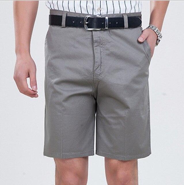 755154c0c86e 2019 Bermuda male Wholesale summer cotton XL loose