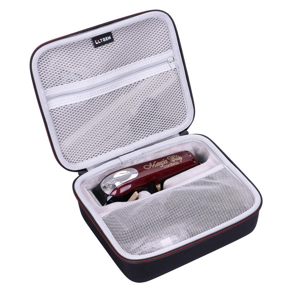 LTGEM Waterproof Carrying Hard Case For Audio-Technica Ath-M50x/M50/M70X/M40x/M30x/M50xMG Professional Studio Monitor Headphones