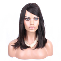Jewish Wig Kosher European Virgin Hair Wig Pre Plucked With Baby Hair Lace Front Human Hair Wigs Prosa