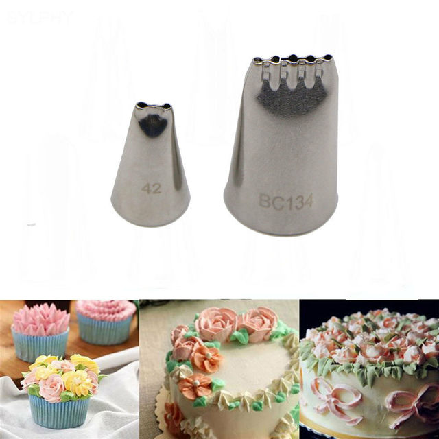 Russian Nozzles Two Five Hole Lines Drawing Nozzles Stave Sheet Music Cake Baking Decorating Noodles Pastry Icing Piping