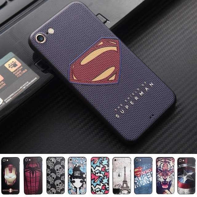 coque iron man iphone 8 plus
