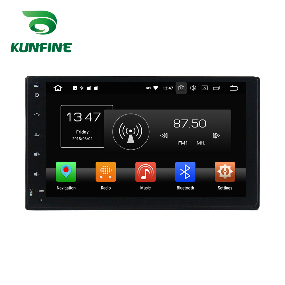 4GB RAM Octa Core Android 8.0 Car DVD GPS Navigation Multimedia Player Car Stereo for Toyota Fortuner 2016 2017 Headunit Radio