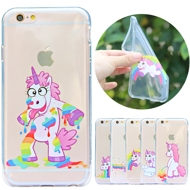 coque iphone 5 unicorne