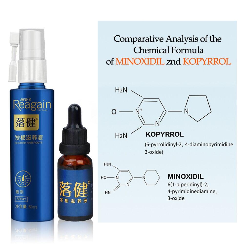 Hair Growth Essence Control Oil Nourishing Hair Help Growth Hair Treatment for Anti hair Loss Sets Natural Herbal Oil Hair Care 2