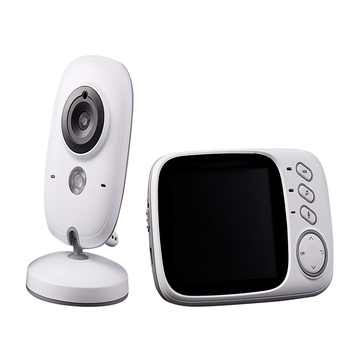 VB603 New Baby Monitor with Camera Two-way Intercom Walkie Talkie Intelligent Alarm Mobile Monitoring Wireless Baby Monitor 1