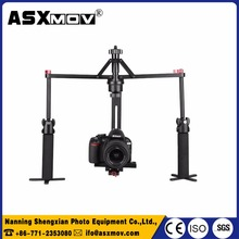 ASXMOV Professio aluminum alloy lightweightstabilizer for DSLR camera, digital camera, Single lens reflex camera,  camcorder etc
