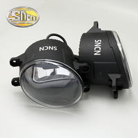 Safety Driving 30W Highlight LED Chip Car Double Guide Light Daylight FogLight Fog Lamp For Toyota