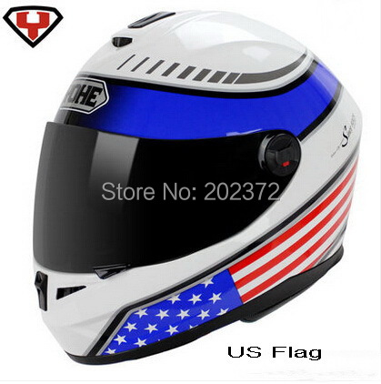 YOHE 966 national flag Motorcycle helmet  ,Motorbike Full face helmet , electric bicycle helmets diy 24 national flag patterns electric paper airplane module toy multicolored