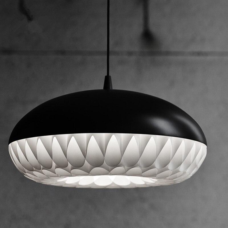 Мансарда световых лет Aeon подвесной светильник творческий Дании Desginer офисные Студия висит свет со светодиодными лампами Бесплатная доставк...