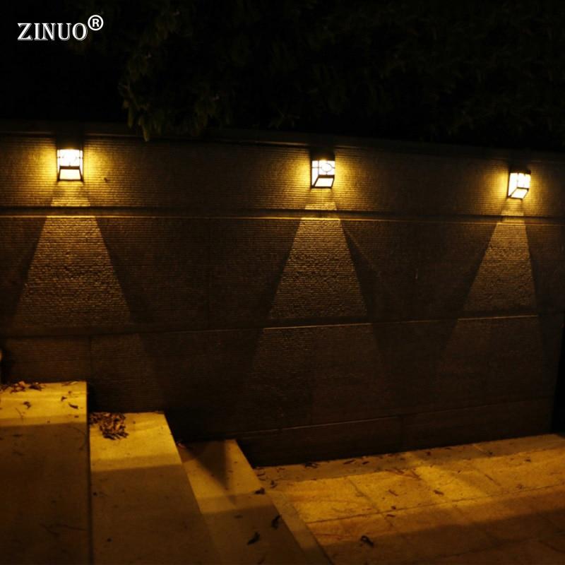 Flight Tracker 1-4 Stücke Solar Licht 3led Outdoor Garten Pathway Treppen Lampe Wasserdichte Edelstahl Energie Saving Led Solar Wand Lampe Licht & Beleuchtung