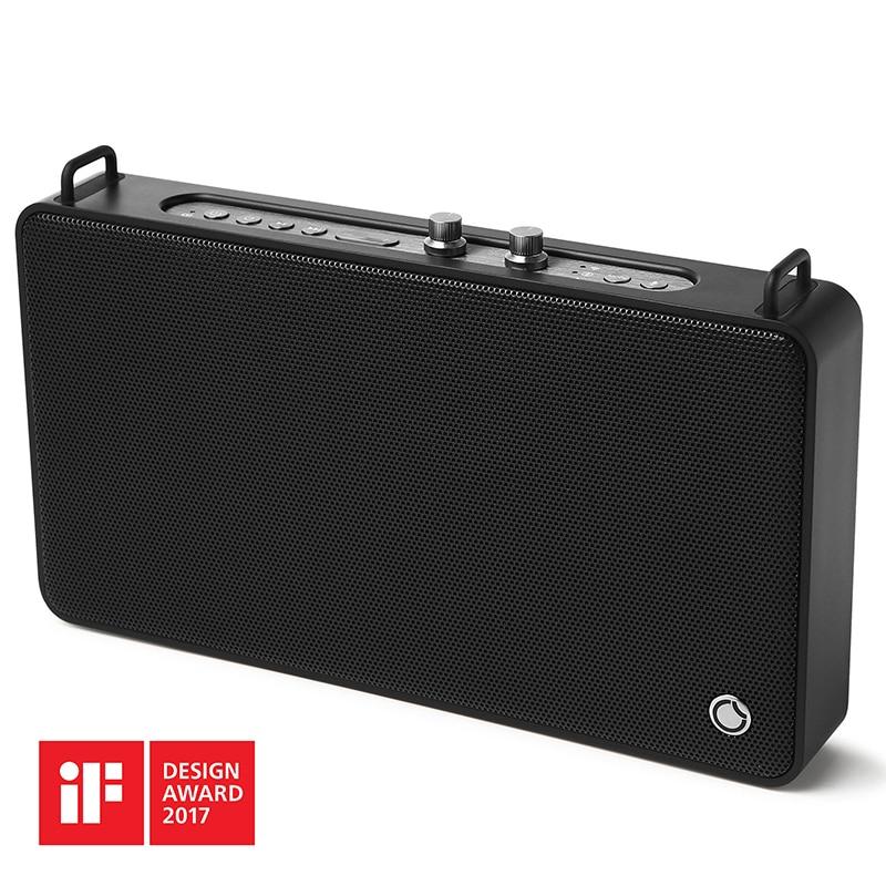 GGMM E5 Sans Fil Bluetooth Haut-Parleur WiFi Haut-Parleur 20 w Portable avec Basse pour iPhone Android Ordinateur Soutien AirPlay DLNA Spotify