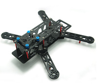 Hobbysa 250 Carbon Fiber FPV Race RC Quadcopter Frame Kit 175g