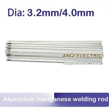 N.W. 1KG aluminum manganese welding electrode flux shielded arc welding rod AL309 3.2mm 4.0mm