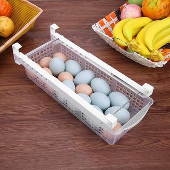 Boîte de rangement pour les oeufs et fruits