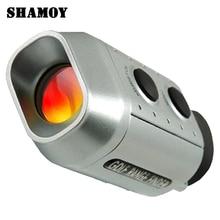 SHAMOY портативные дальномеры для гольфа, Монокуляр, электронный дальномер, ручной, для охоты на открытом воздухе, одиночный дальномер, 1,5 в, 718