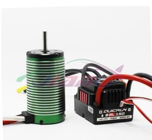 Hobbywing Quicrun WP-8BL 150 Sensorless Brushless Speed Controllers ESC+ Castle 1515 1Y motor kv2200 +Program Card for 1/8 CAR