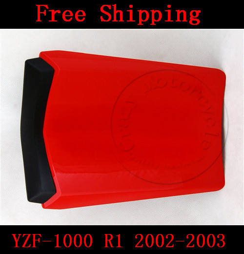 For Yamaha YZF 1000 R1 2002-2003 motorbike seat cover Motorcycle Red fairing rear sear cowl cover Free Shipping