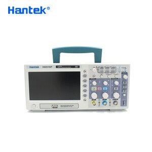 Image 4 - Hantek DSO5102P Digital Storage Oscilloscope Portable USB Osciloscopio Handheld Oscilloscopes 2 Channels 100MHz 1GSa/s 40K