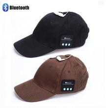 Spring Summer Bluetooth music cap smart baseball cap hat wireless headphone for men women sport hat earphone for iphone samsung