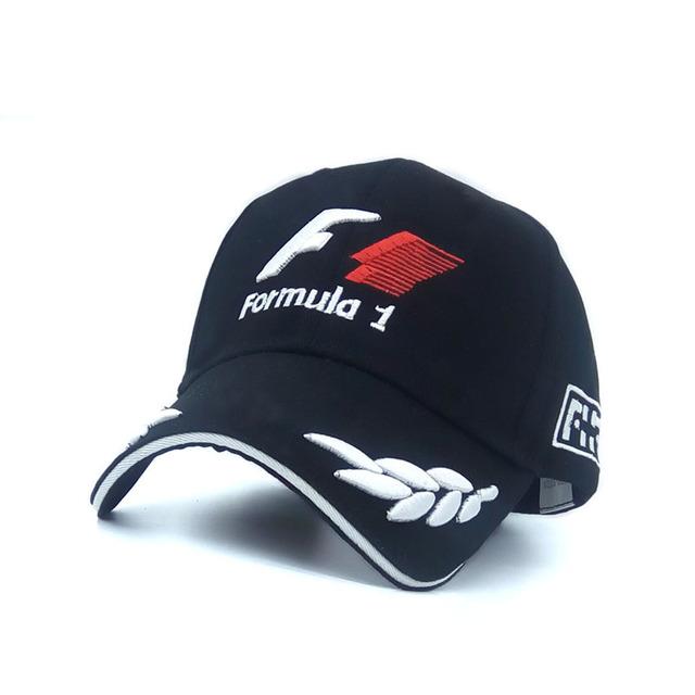 F1 corridas de moto dos homens ao ar livre chapéu boné de beisebol snapback chapéu ajustável