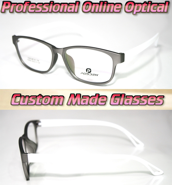 metallic frame The scientists fashion Optical Custom made optical ...