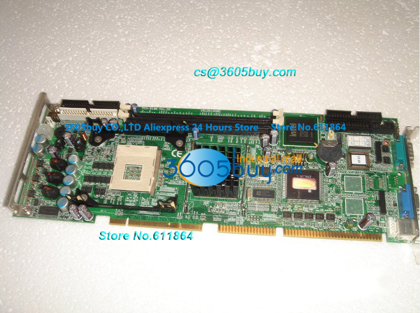PCA-6186 PCA-6186V B1 industrial motherboard 100% Tested Good Quality