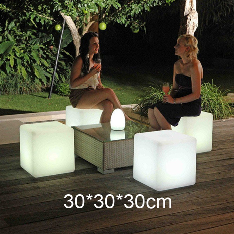 Superb Aliexpress.com : Buy Led Cube Chair Lighting/Mood Light Cube Lighting For  Sale 30cm(11.8u0027u0027) From Reliable Light Cube Suppliers On Yong Tuo Trading  Store