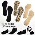 Sapato antiderrapante almofada Absorvente de Choque Palmilhas Para sapatos de Salto Alto Saltos Antalgic Esponja almofada Sapato Palmilha Almofada Tecido Super Confortável