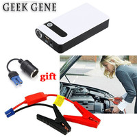 14000mAh 300A Peak Car Jump Starter Mini Portable Emergency Power Bank Car Battery Booster Charger Phone