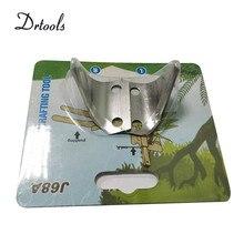 Drtools Hot Blade Groente Graft V Cut Enten Blade Groente Grafter Boom Enten Tool Spare Blade Voor Fruit Bomen GT032