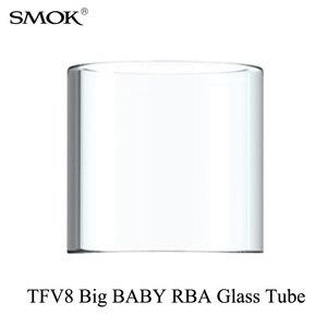 Elektroniczny papieros SMOK TFV8 duże dziecko RBA szklana rurka Vape G150 G320 G-Priv GX2/4 kij V8 duże dziecko RBA Atomizer rury S041