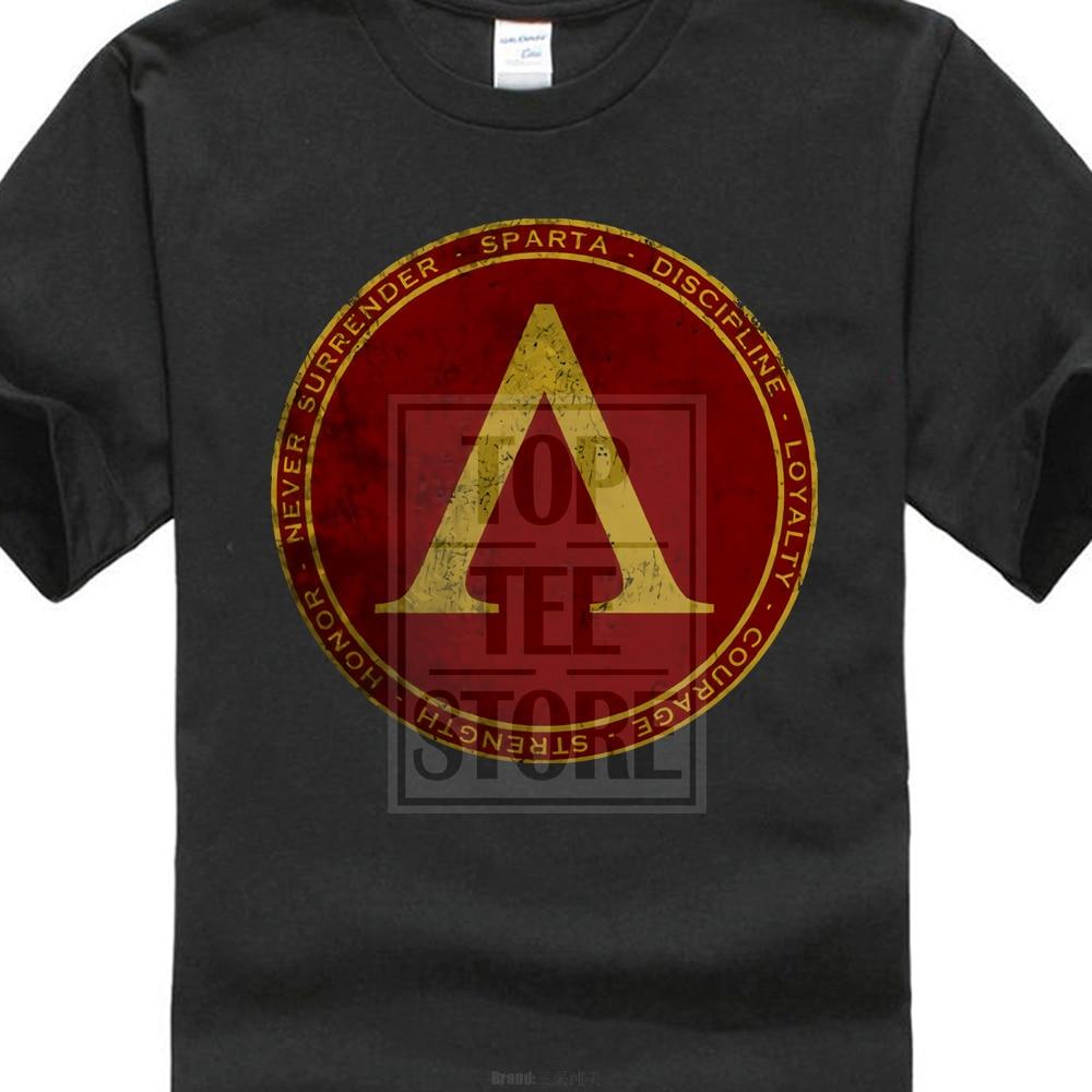Sparta T Shirt Spartans Poleis Polis Spartaner Spartiaten Never Surrender ...